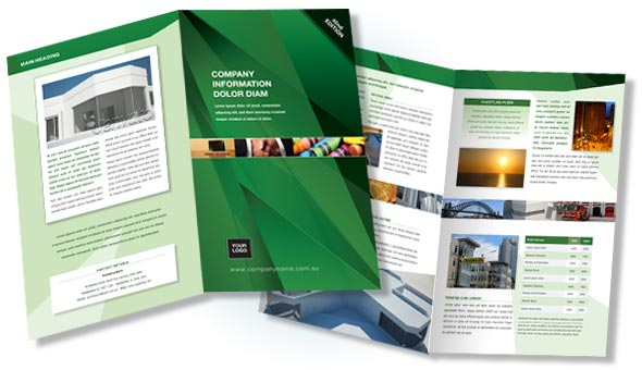 Brochure and Booklet Printing - SkyPrint Limassol Cyprus