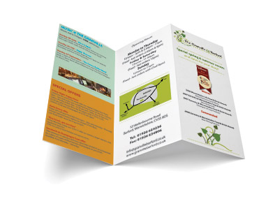 Promotional Products Flyer Designs